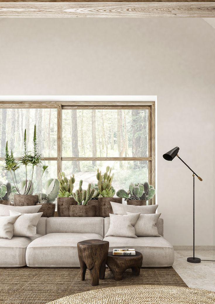 Interior Design Single Family House On Behance In 2020 Zen