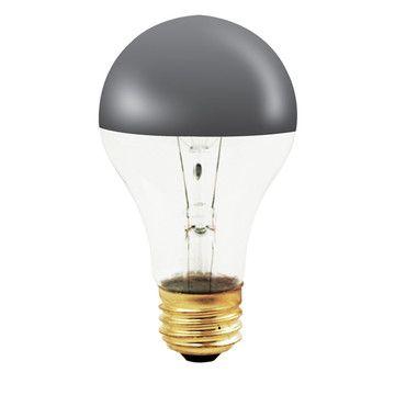 Half Chrome 60W Bulb 4Pk, $26, now featured on Fab.