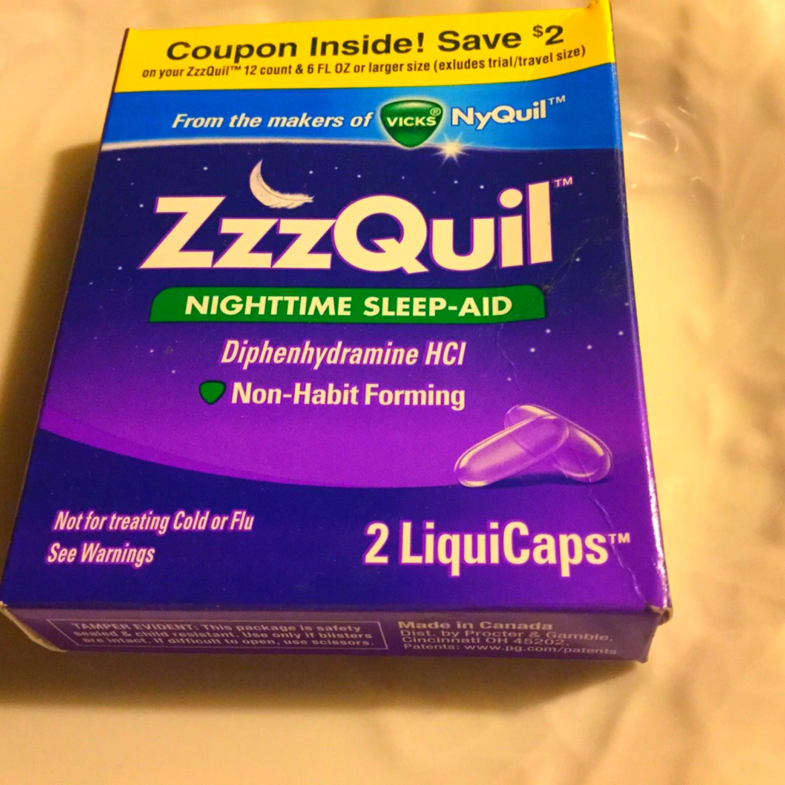 Pin By Maryann Armstrong On Zzzquil Nighttime Sleep Aid Habit Forming Nyquil