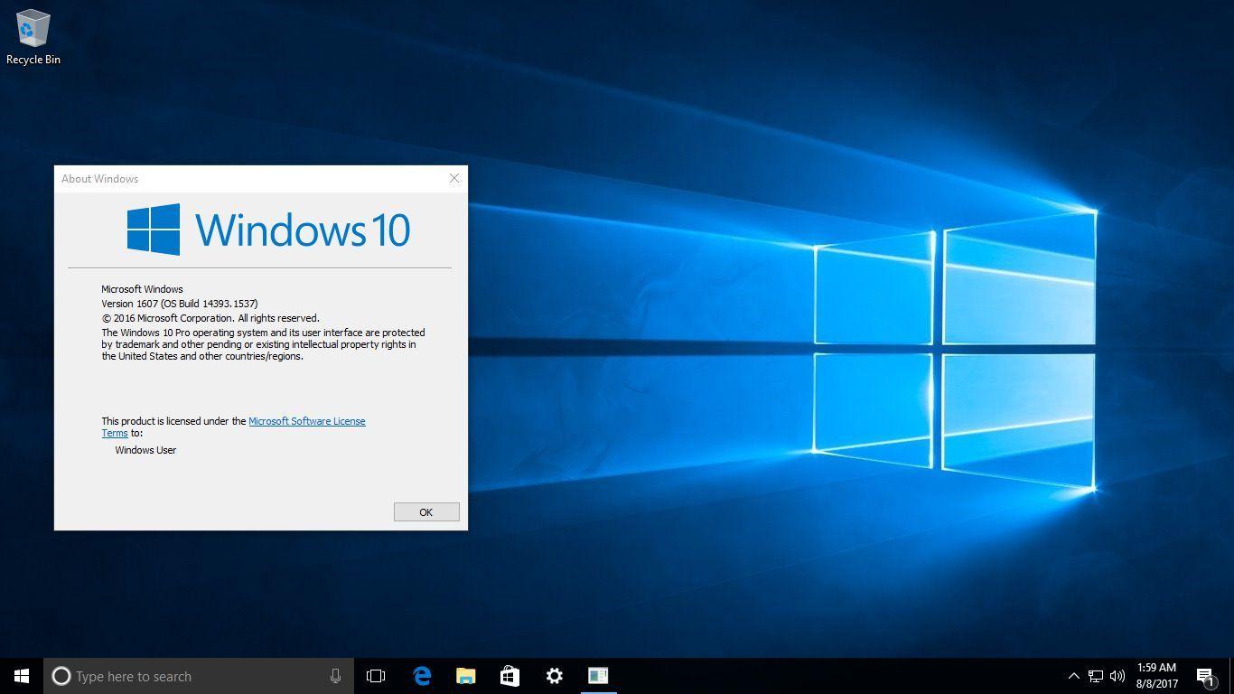 Windows 10 v1703 Update KB4284830 (Build 15063 1182