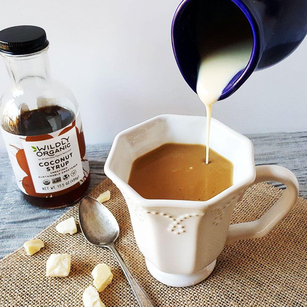 JSON.stringify(recipeTitle) Recipe Dairy free white