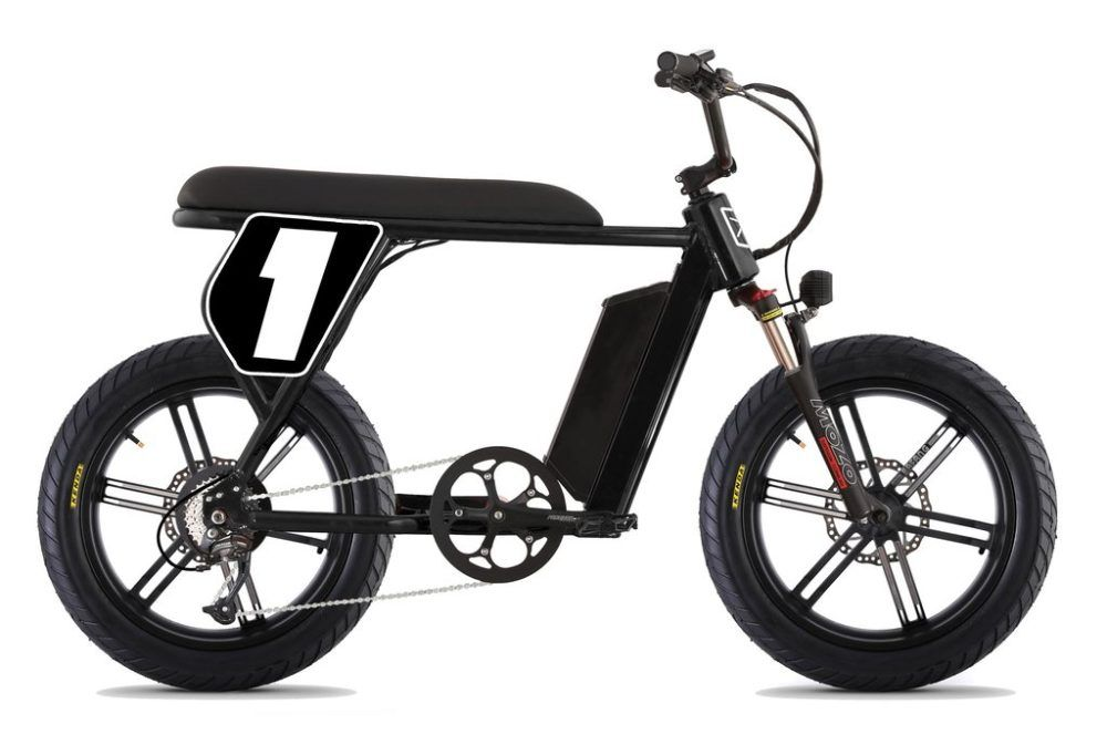 Juiced Bikes New Retro Electric Bicycle Goes Faster And Farther