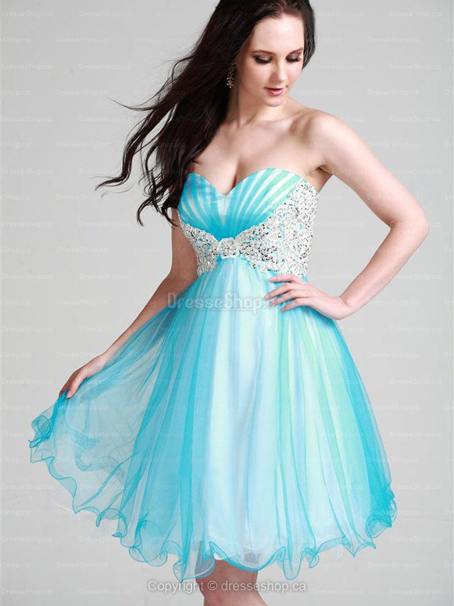 sweet party dress | Party dresses | Pinterest | Homecoming ...