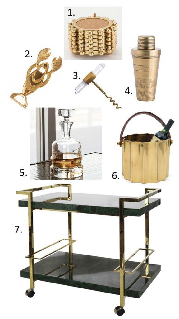 Designing Your Own Home Bar - Interior Design Blog | Pinterest ...