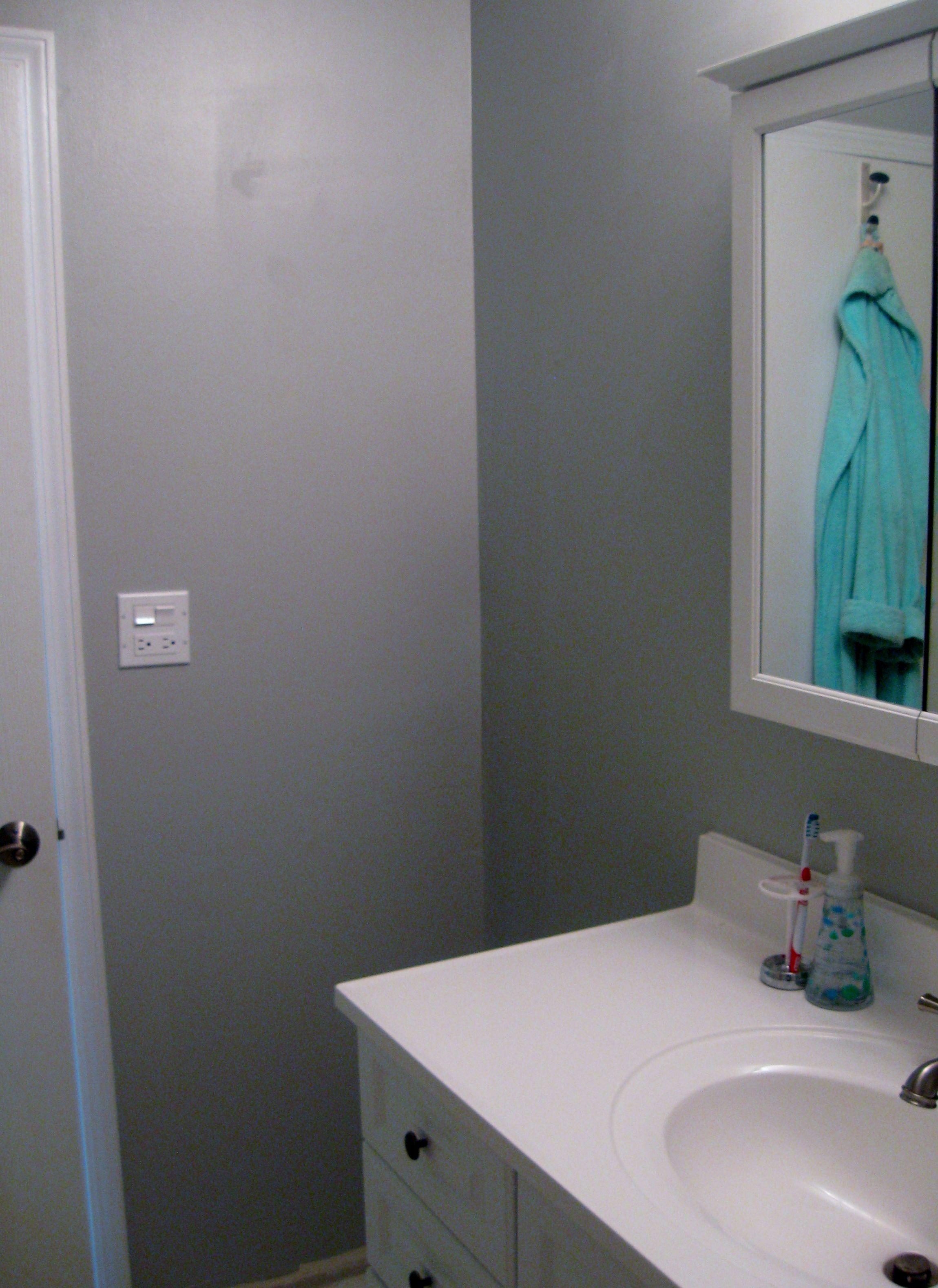 Farmhouse Master Bathroom Makeover