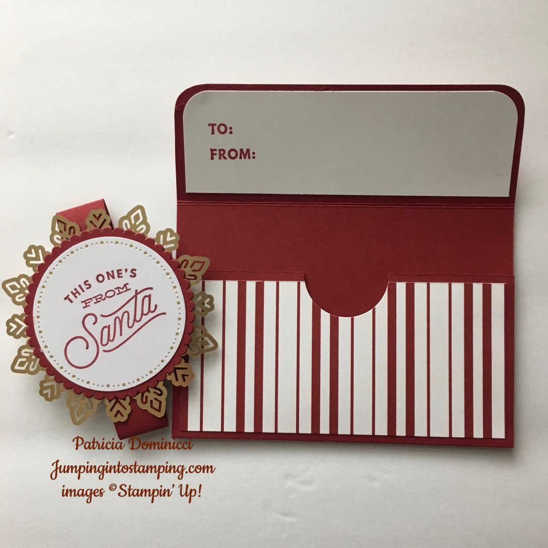 Christmas Gift Week More Gift Card Holders Jumping Into Stamping Christmas Gift Card Holders Christmas Gift Card Gift Cards Money