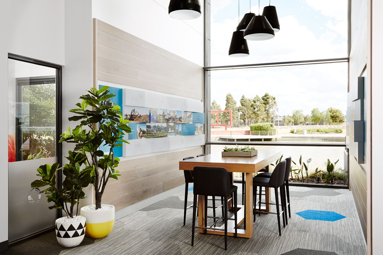 arkee creative interiors Stockland Highlands Sales