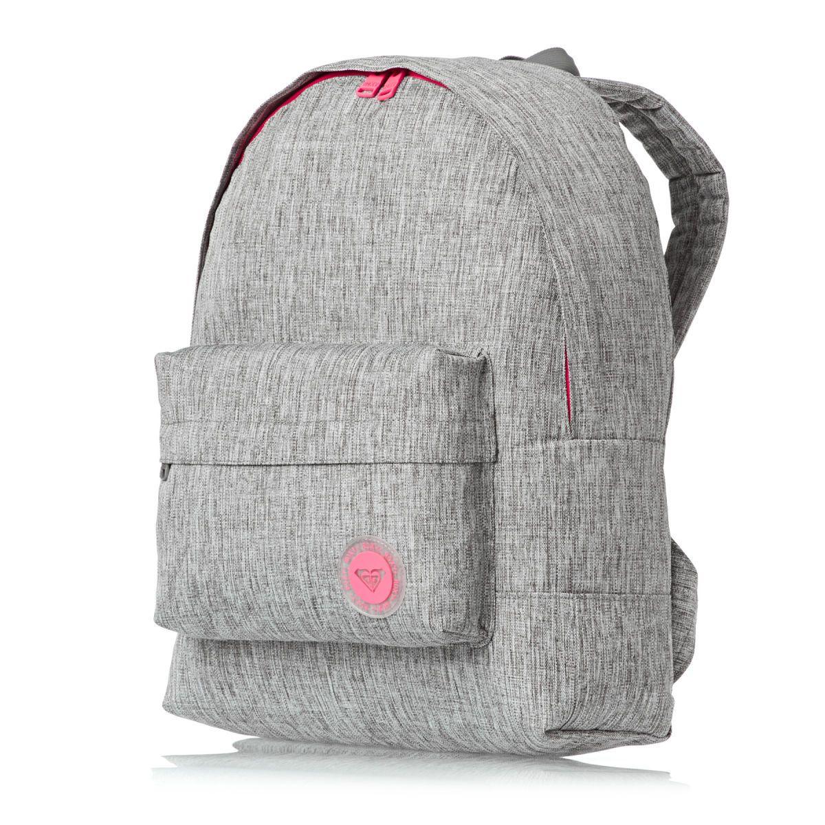 14d35965390 Roxy Backpacks - Roxy Sugar Baby Backpack - Heritage Heather ...