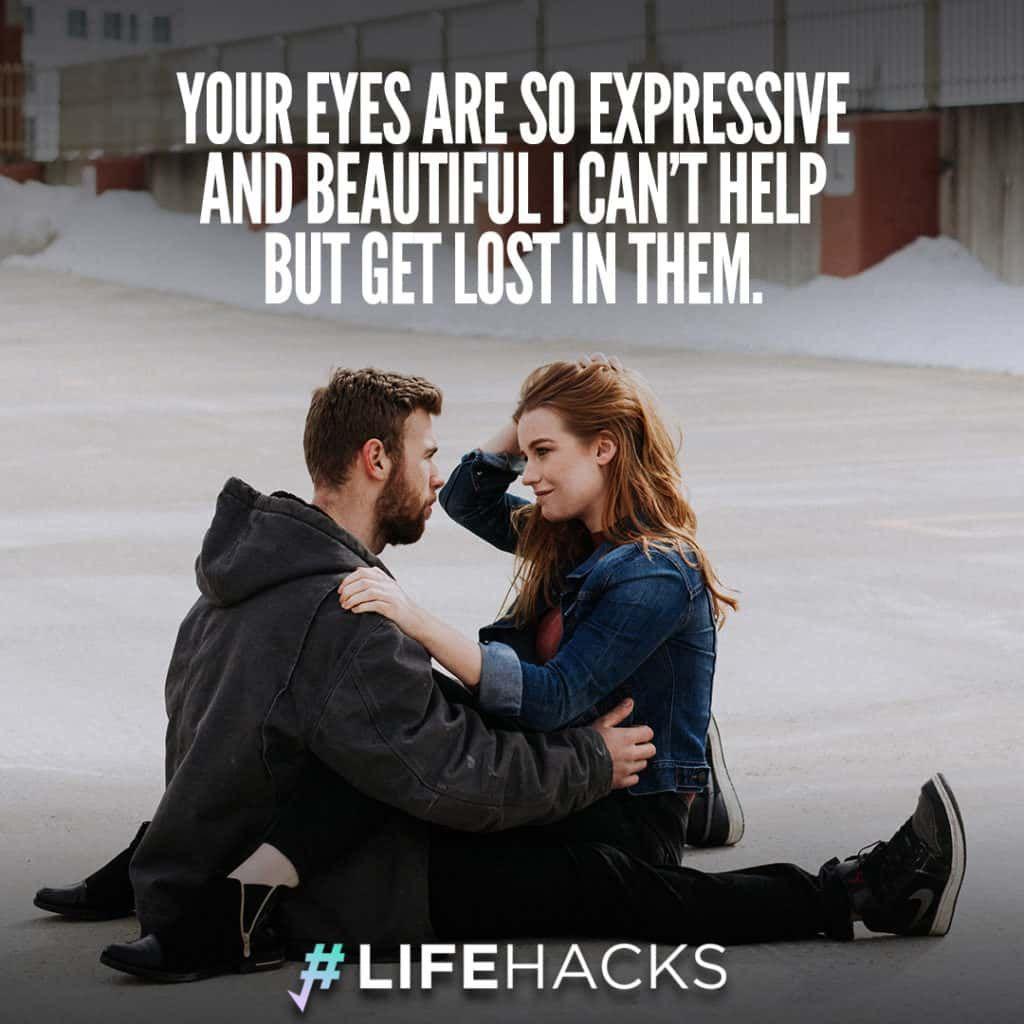 62 Cute Things To Say To Your Girlfriend (via @LifeHacksIO