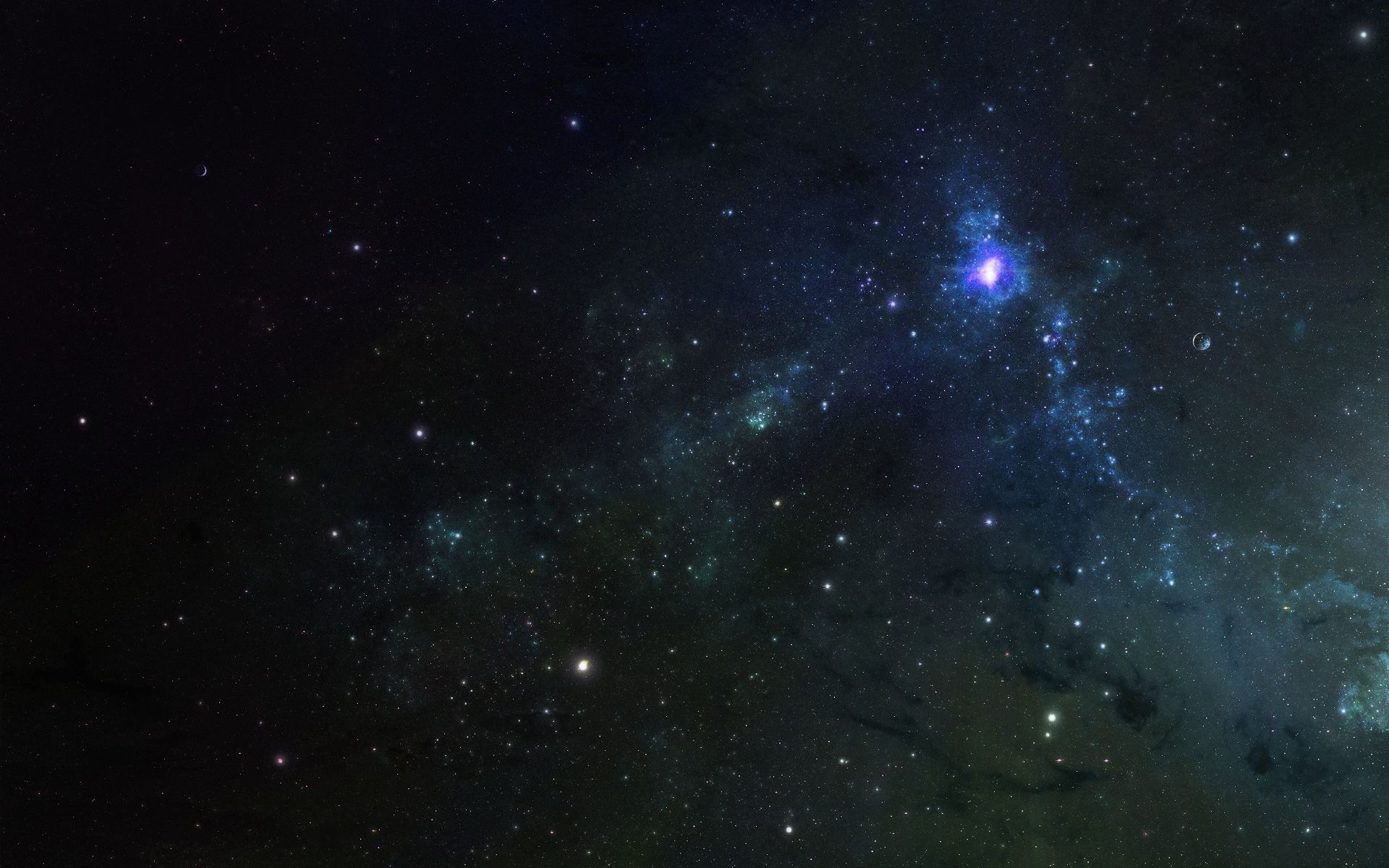 Space Wallpaper Hd Stars Widescreen