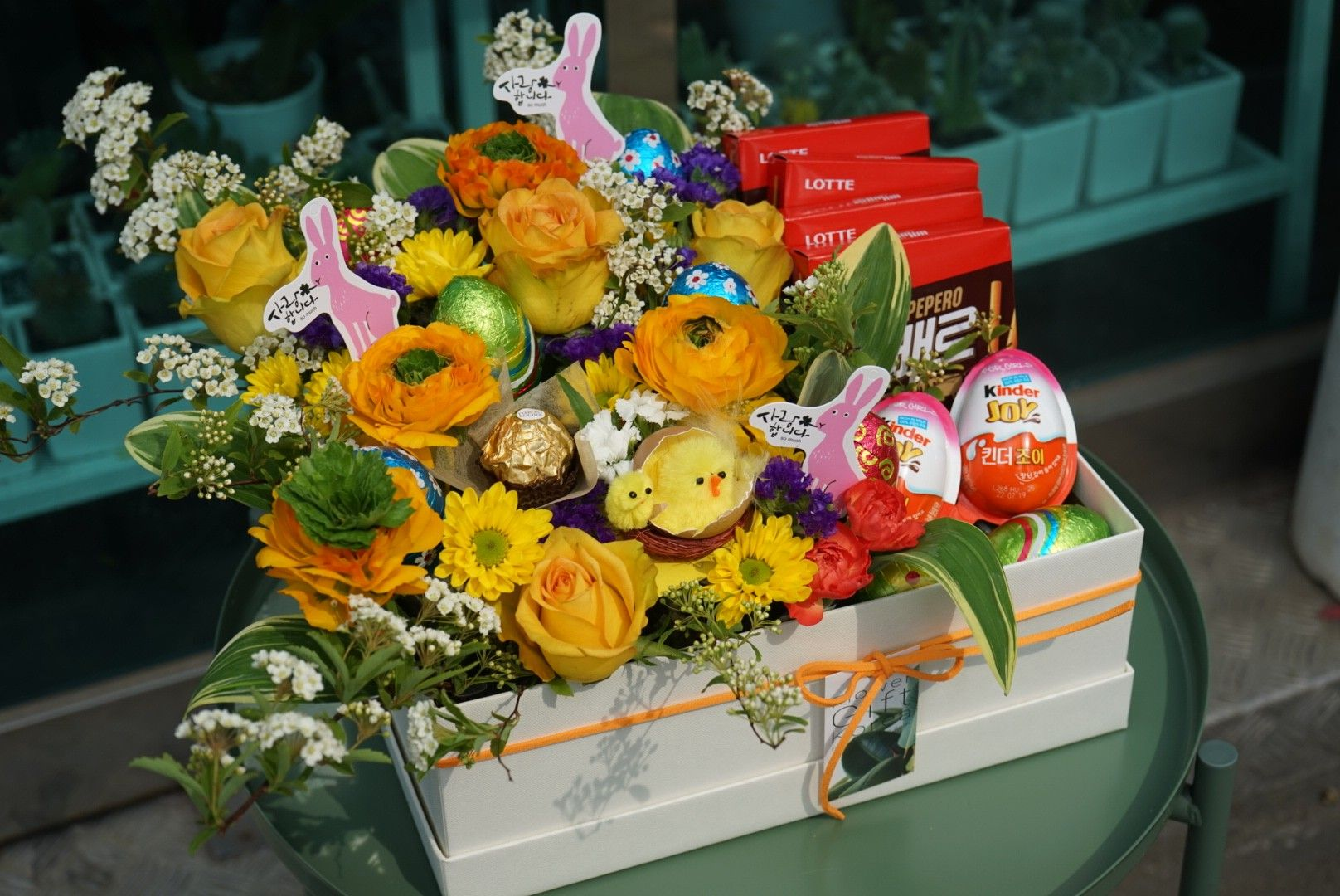 Pin on Flower Delivery Korea