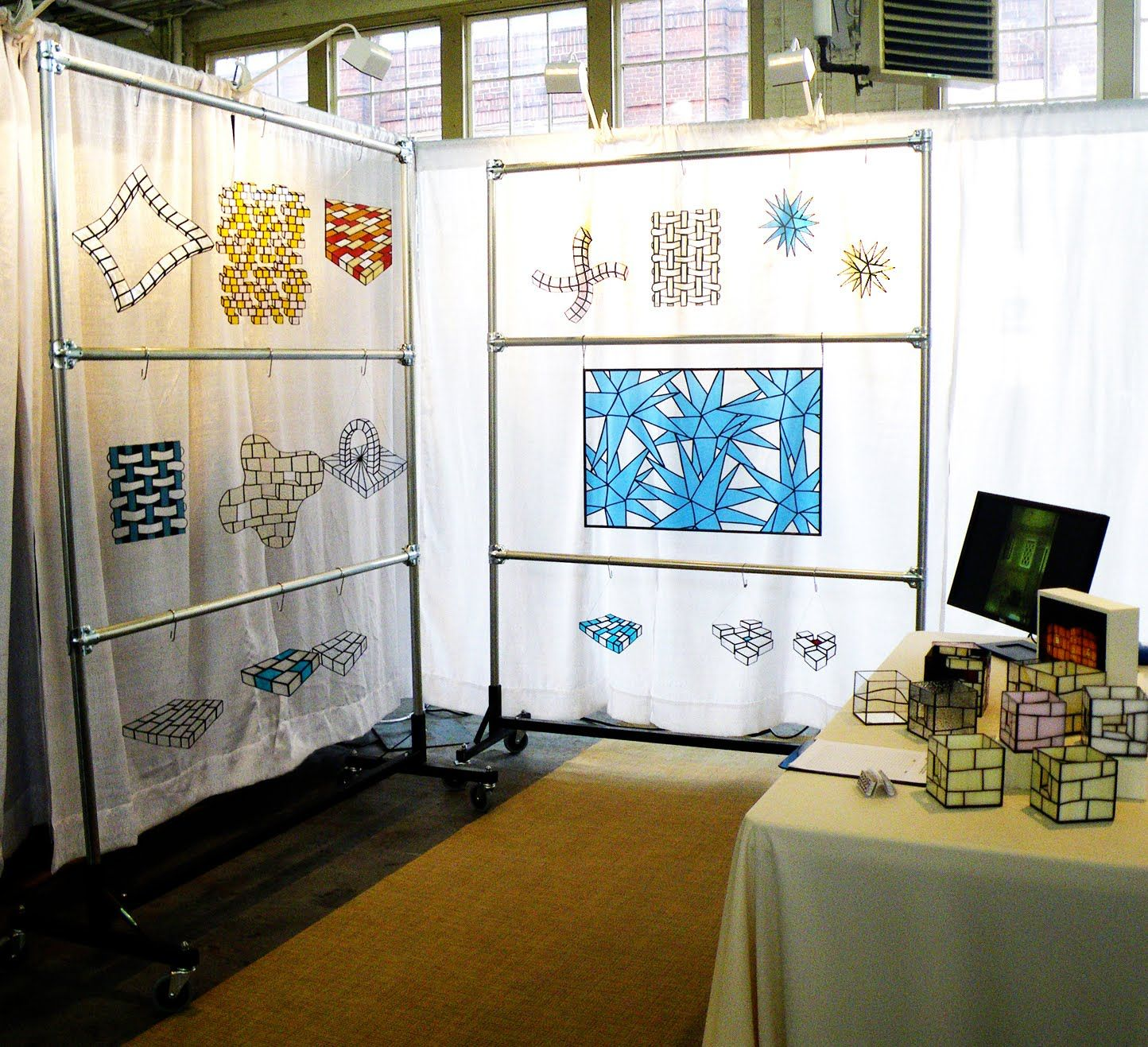 Inspiration Art Show & Display Ideas Stained Glass
