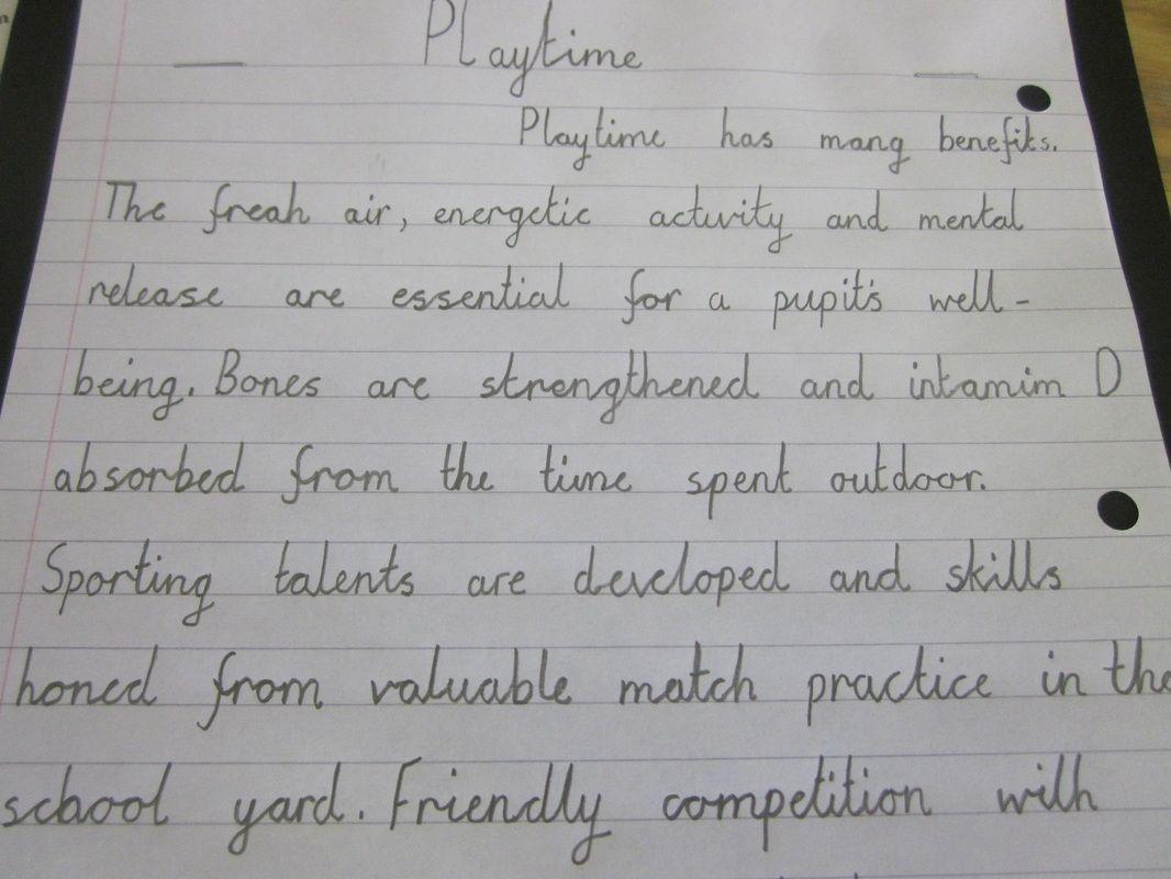 British Handwriting
