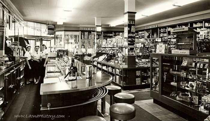 Time Past | Vintage store displays, Soda fountain, Old fashioned
