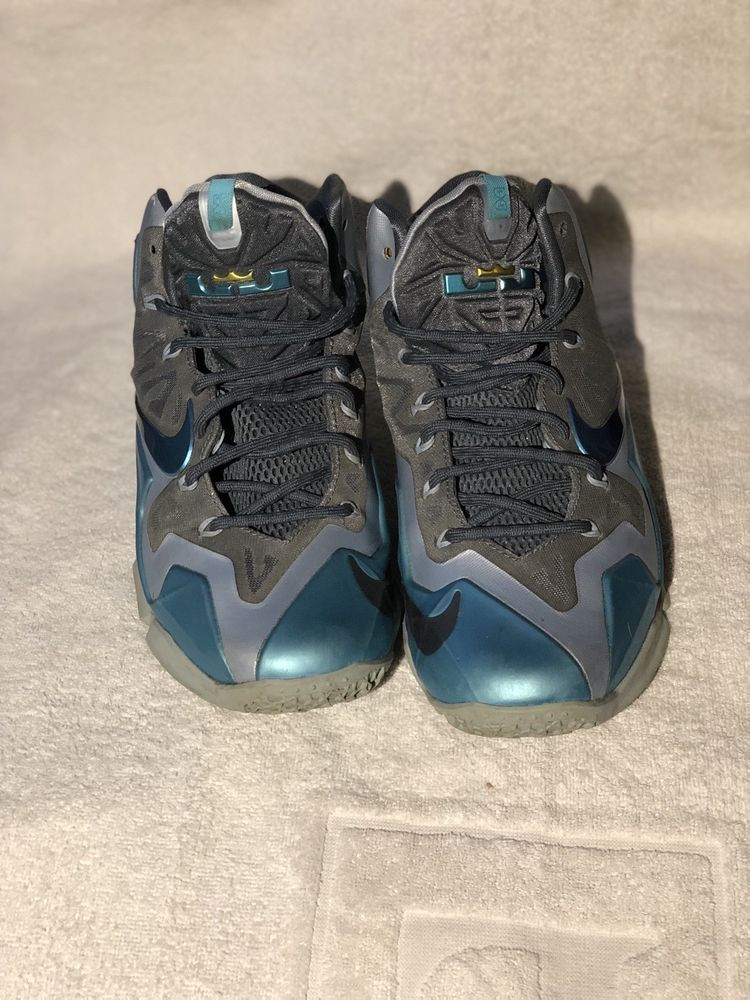 04bf8b028d26c Nike Lebron James Sneakers  fashion  clothing  shoes  accessories  mensshoes   athleticshoes (ebay link)
