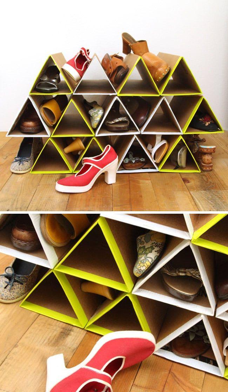 37 Space Saving Shoe Storage Ideas