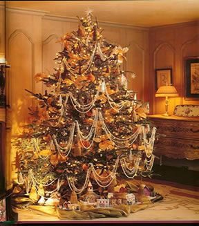 1920's christmas tree decorations - Google Search | Christmas Spirit ...