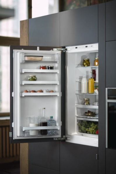 Our Neff Refrigerator Range Is Innovative If You Re A Cookaholic