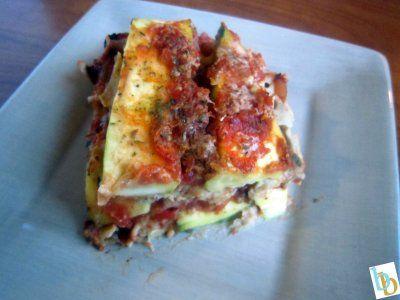 Crock-Pot Zucchini Pasta Bake - Britt's Blurbs - Britt's Blurbs Good For endless zucchini