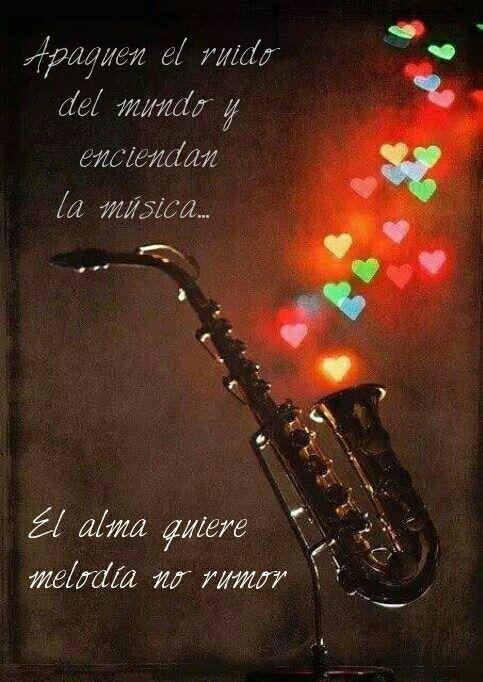 ===Es la Música...=== 136f66bb2c4e80ba07cdedea21eede1d