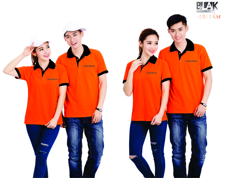 Áo thun đồng phục ẩm thực Bình Lợi - Hình 4