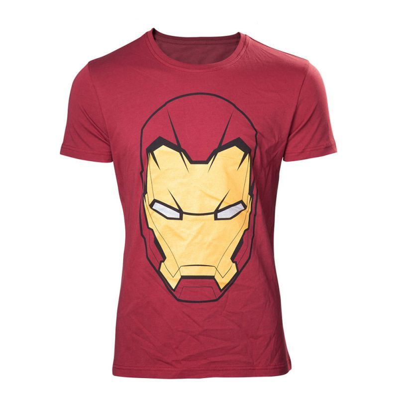 Officially Licensed Marvel Comics The Invincible Iron Men/'s T-Shirt S-XXL Sizes