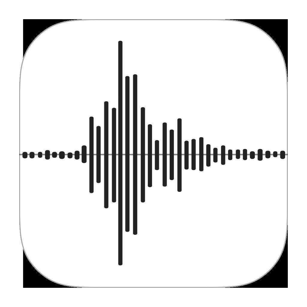 Voice Memos Icon Png Image Ios Icon App Icon Design Iphone App Design