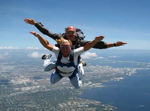 Parachuting Thus Us Last On My List I Have To Work Up To This Lol Skydiving Top Spring Break Destinations Skydiving Center