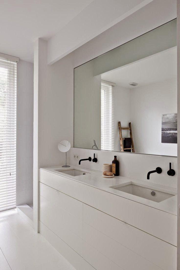 Badezimmer dekor rund um die wanne studio karin inspiration fÖr funkis badrum   b e d room  b a t h