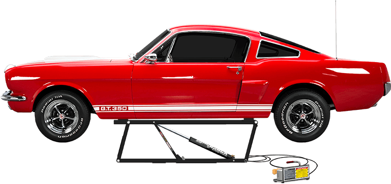 QuickJack - Portable Car Lifts and Car Jacks for your Home
