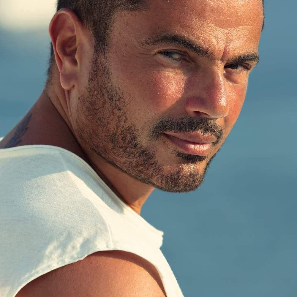 Amr Diab Singer World Music Arab Celebrities