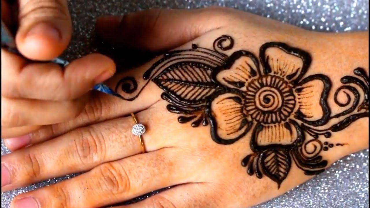 New Mehndi Design 2018 Simple Mehndi Designs For Back Hands Henna Art New Mehndi Designs 2018 Mehndi Designs 2018 New Mehndi Designs
