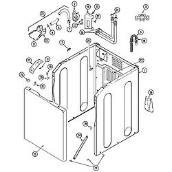 Maytag Washer Parts Model Mav7700awq Sears Partsdirect Washer Parts Maytag Washers Dryer Repair