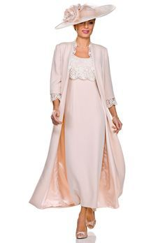 Floaty Mother of the Bride Dresses