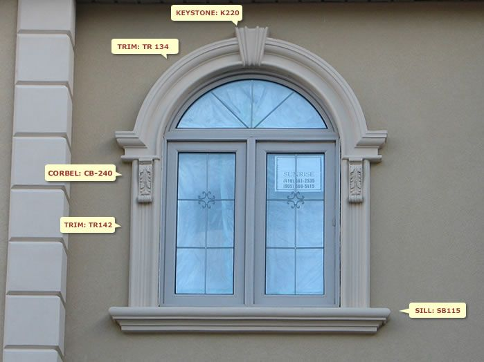 Exterior Decorative Window Window Design For Home Outside Trendecors