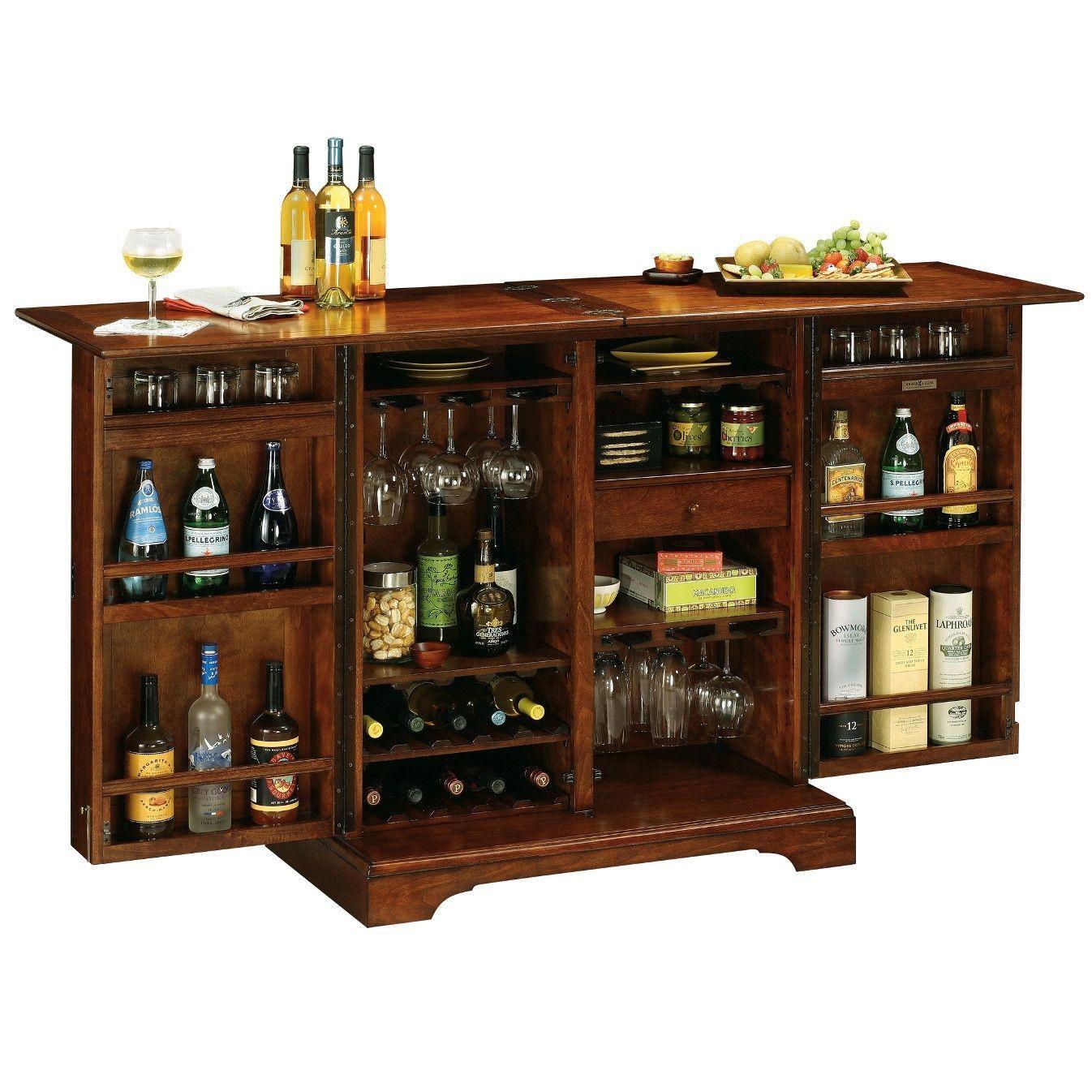 Howard Miller Lodi Wine & Bar Console 695-116