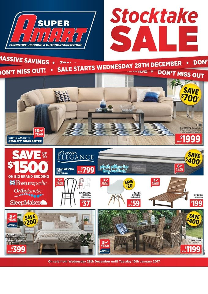 Amart Furniture Catalogue 4 Mar 31 Mar 2020