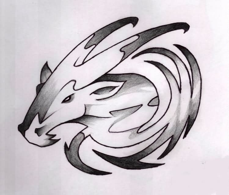 50 Best Capricorn Tattoo Designs  AskIdeascom
