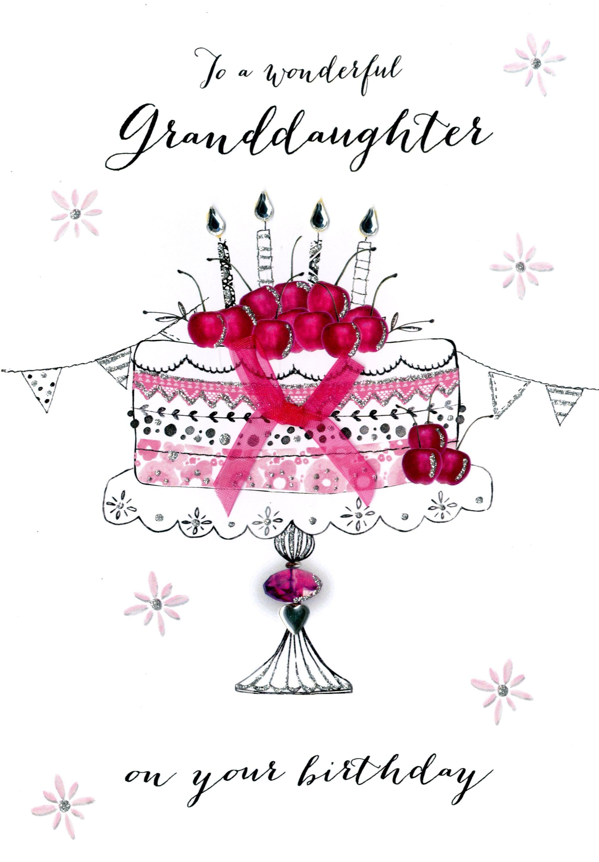 Free Best Of Free Birthday Cards For Granddaughter Free Birthday Card Free Birthday Stuff Birthday Card Template