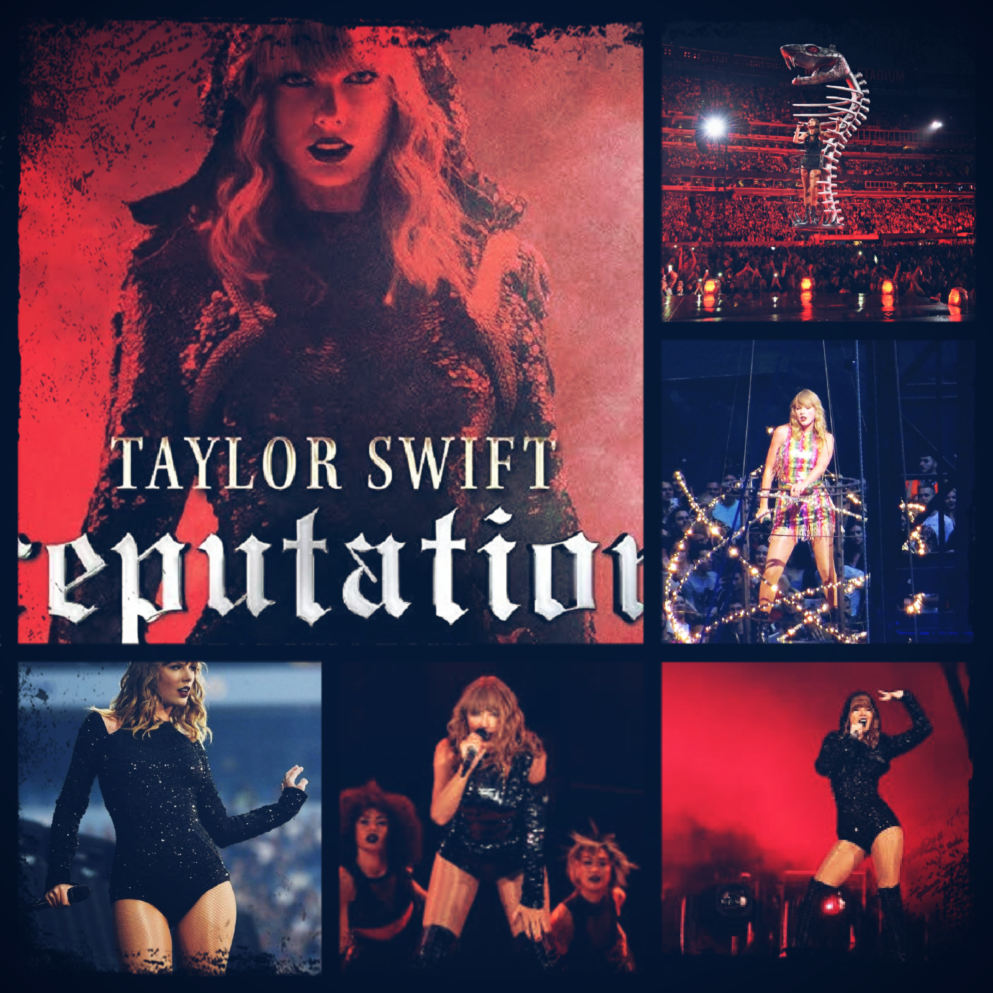 Reputationstadiumtour Taylorswiftedit In 2020 Taylor Swift Discography Taylor Swift Blog Tutorials