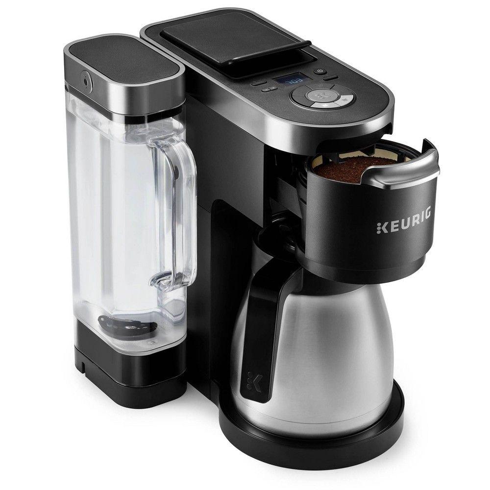 Keurig K Duo Plus Single Serve Carafe Coffee Maker Coffee