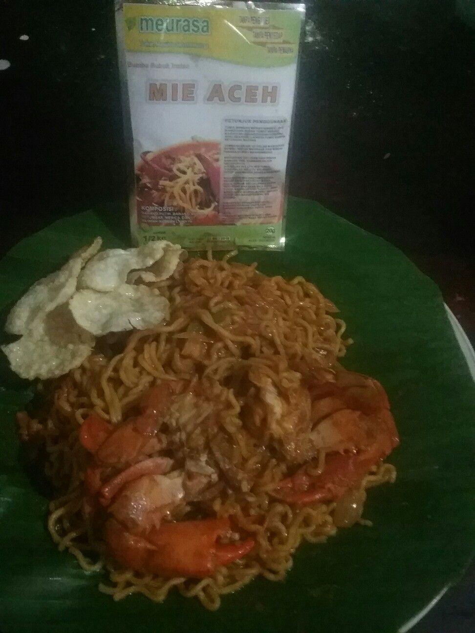 Bumbu Mie Aceh Instan Tanpa Msg Dan Pengawet Resep Mie