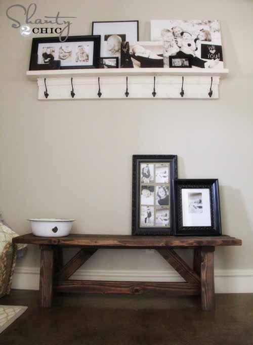 29 rustic diy home decor ideas - Rustic Home Decor Diy