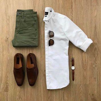 Comment s'habiller mieux pour les gars – 27 conseils de style éprouvés   – Men's Outfit