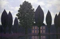 René Magritte Paintings & Artwork Gallery in Chronological Order