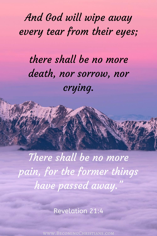 Bible Verse About World Healing