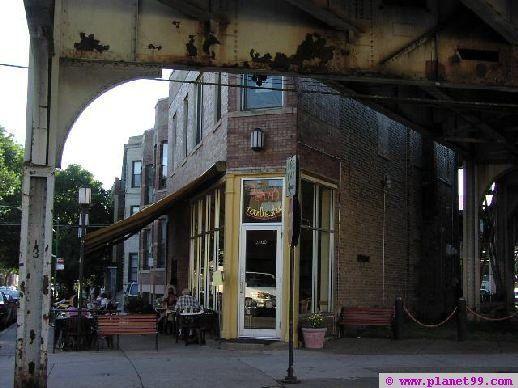 Penny's noodle shop - Wrigleyville