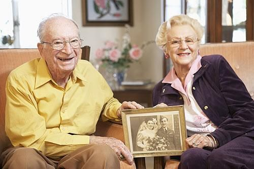 Marriage in the Golden Years