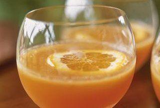 Campari and Orange Cocktails