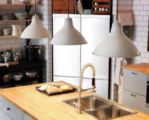 Arbeitsplatten für die Küche: Granit, Holz, Keramik